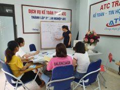 Trung tâm dạy kế toán tại Thanh Hôa
